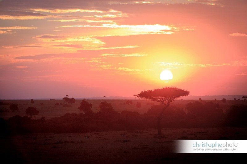 African bush sunset...Speachless and stunning landscapes.