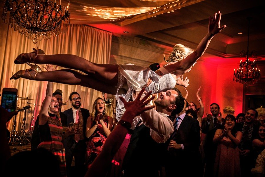 The first dance as captured by Wedding Photographer Paris Dubai