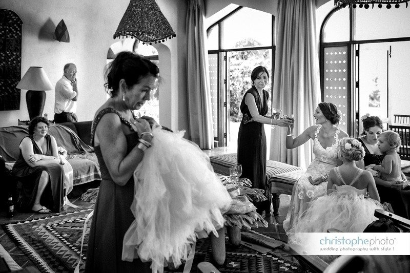 Wedding Photographer Kenya by Christophe Viseux